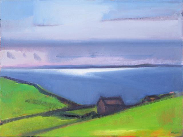 Elizabeth Higgins, 'Bantry Bay', 2018, Prince Street Gallery
