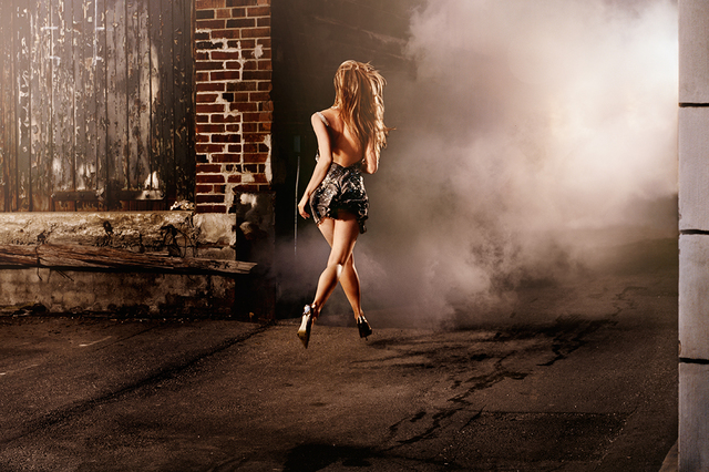 David Drebin, 'Alleyway', 2007, Contessa Gallery