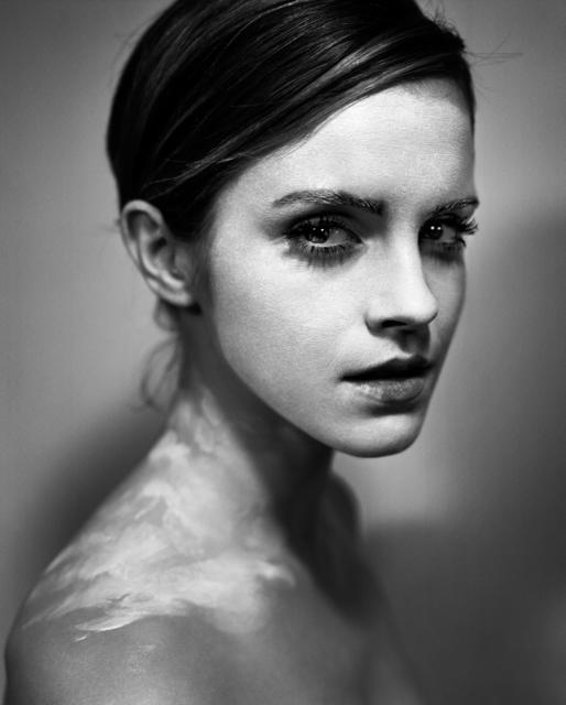 , 'Emma Watson,' 2012, CAMERA WORK