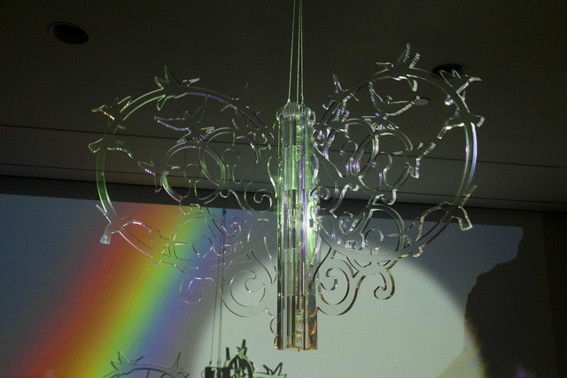 , 'Hummingbird Rainbowmaker,' 2016, C24 Gallery