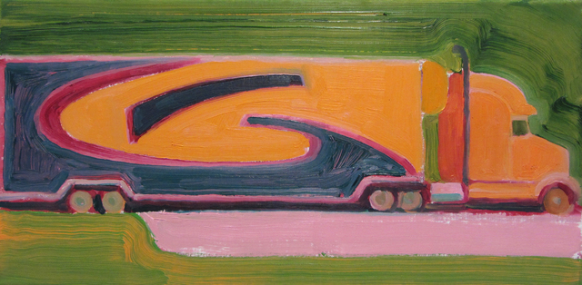 , 'Reliable Trucks,' 2017, Carter Burden Gallery