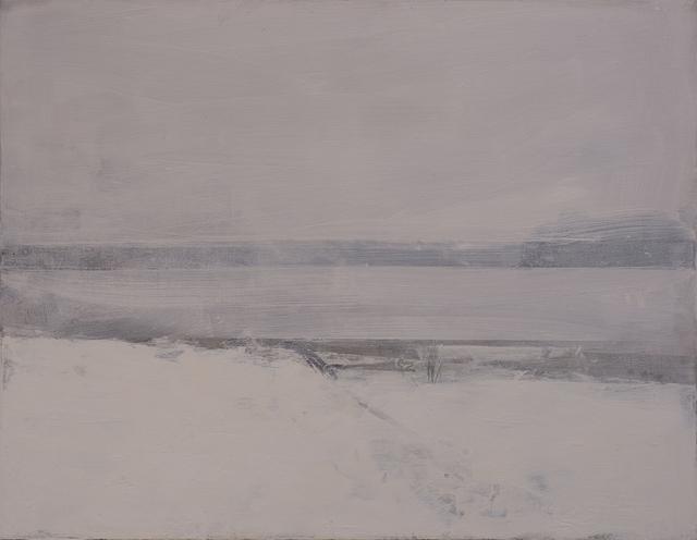 Kurt Solmssen, 'Snow at Home', 2017, Linda Hodges Gallery