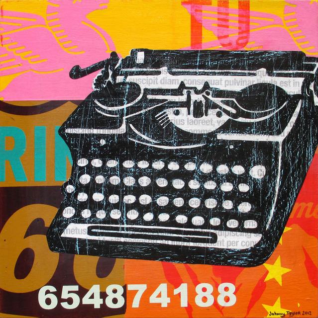 , 'Royal Portable,' 2013, Artspace Warehouse