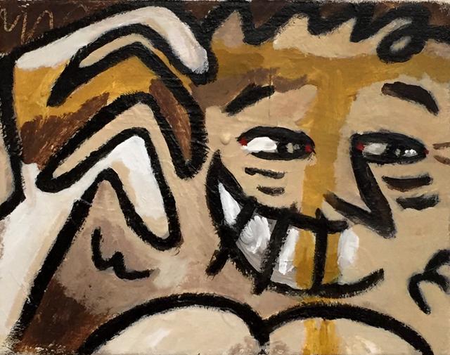 , 'Ain't Ya Good,' 2017, Asya Geisberg Gallery