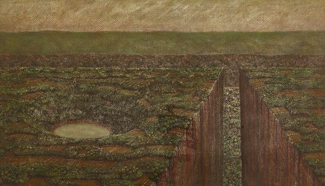 , 'Gap of Power,' 2000, AkaraArt