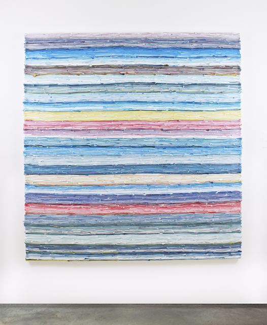 , '2nd Ribbons,' 2018, Nancy Margolis Gallery