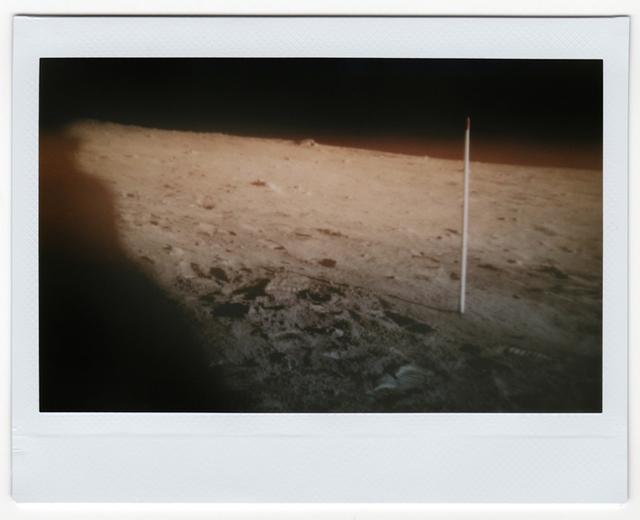 , 'Solar Wind_Moon,' 2013, Pasto
