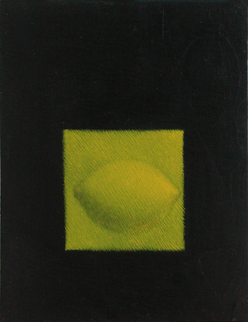 Zahoor ul Akhlaq, 'Untitled, from the Still Life series', 1995, Painting, Acrylic on board, Jhaveri Contemporary