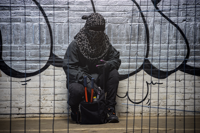 , 'Writer I,' 2018, NextStreet Gallery