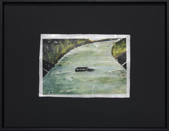 Janet Bellotto, 'Residues & Detours / Walk Away', 2013, Zilberman Gallery
