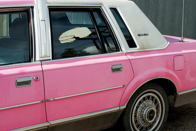 , 'Pink,' 2015, Winston Wächter Fine Art