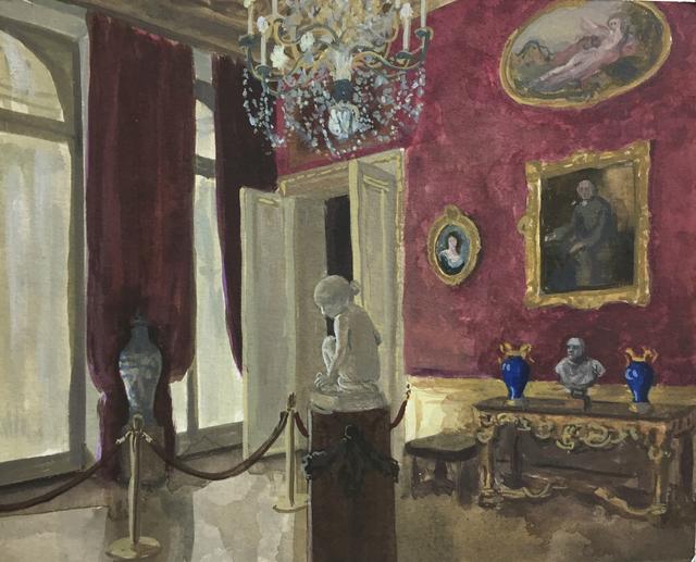 , 'Museum XXII,' 2019, Gibbons & Nicholas