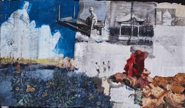 Wang Haichuan, 'East Lake 东湖计划', 2015, Art+ Shanghai Gallery
