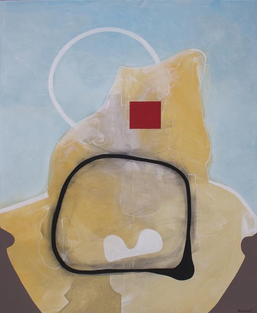 , 'Upon-up I,' 2017, Matthew Liu Fine Arts