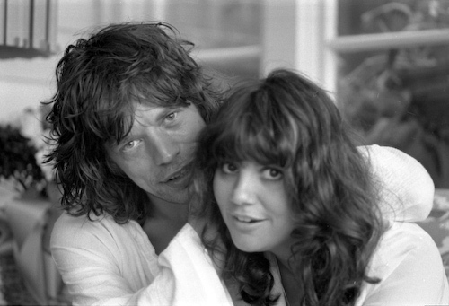 , 'Mick Jagger and Linda Ronstadt (Malibu),' 1976, KM Fine Arts
