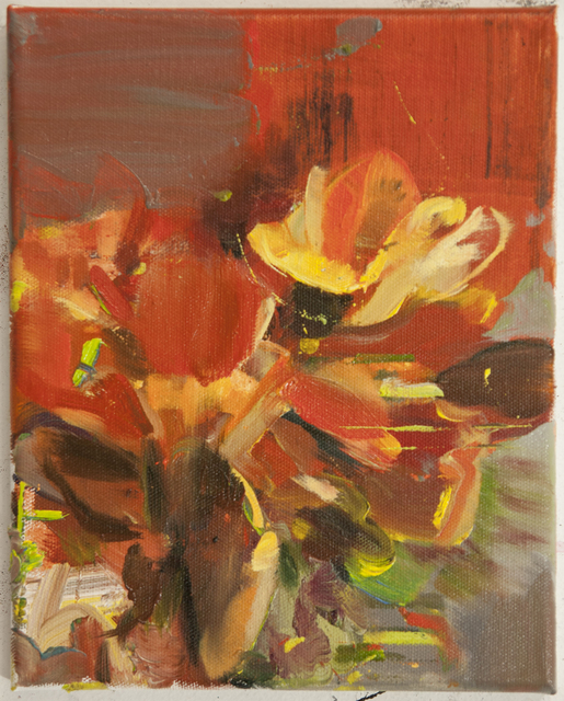 , 'For Hodgkin,' 2016, Birch Contemporary