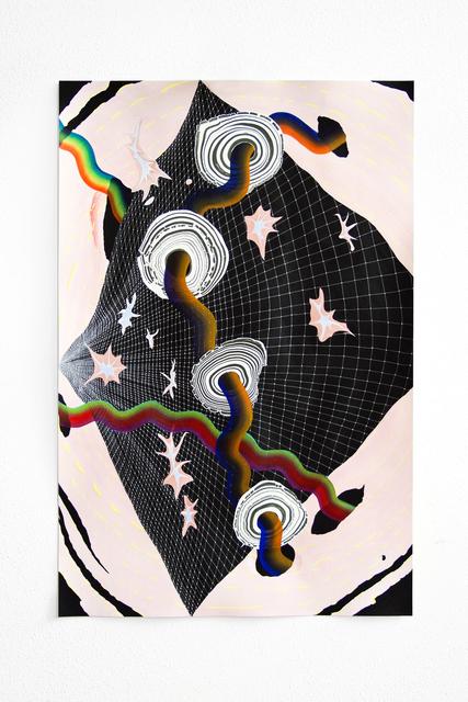 Simone Albers, 'Fabric of Reality 4', 2019, O-68