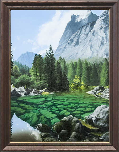 , 'Mountain Waters,' , Art Gallery Pure