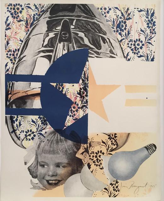 , 'F-111 (Leo Castelli Gallery Poster),' , Galerie Klaus Benden