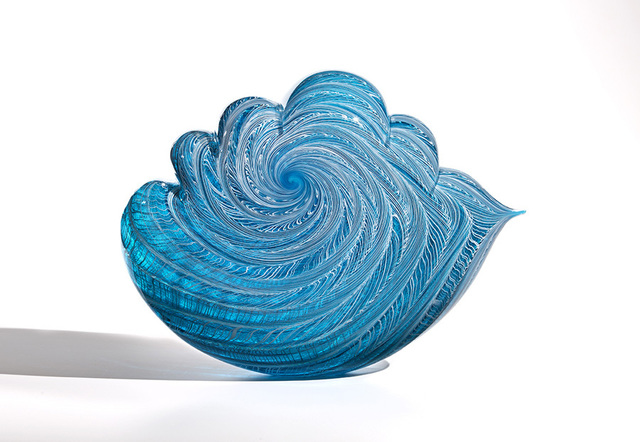 , 'Azure Filigree Cloud,' 2015, Duane Reed Gallery