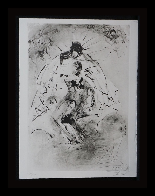Salvador Dalí, 'Les Rois Mages Pieta', 1960, Fine Art Acquisitions