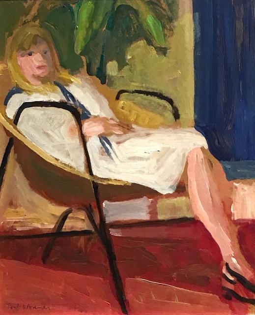 , 'Colin Wilcox,' 1964, Elins Eagles-Smith Gallery