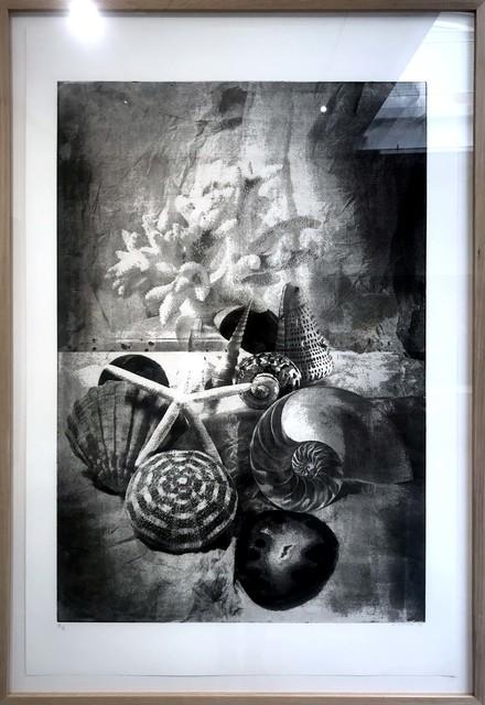 , 'Gravure noir #001,' 2020, Galerie Les filles du calvaire