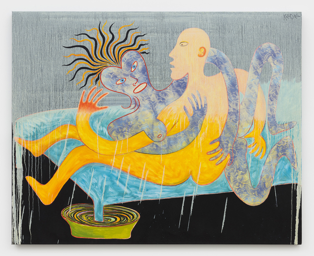 , 'Wet Dream,' 2016-2018, Anna Zorina Gallery