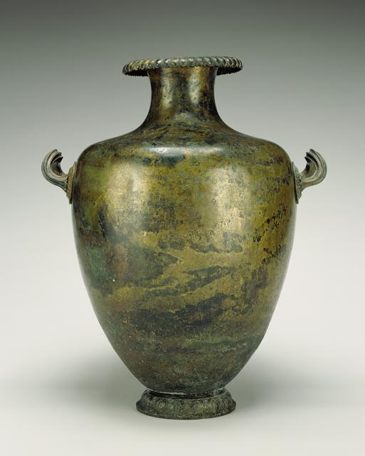 'Kalpis',  mid-4th century B.C., J. Paul Getty Museum