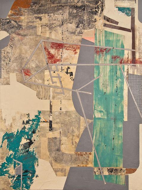 , 'Triple Gainer,' 2017, Linda Hodges Gallery