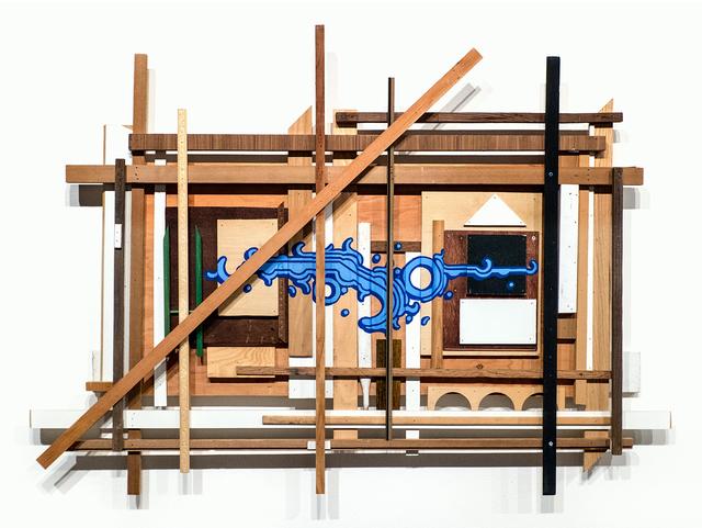 Zezão, 'Reconstruction', ca. 2019, ANNO DOMINI