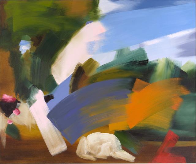 , 'Venus and Adonis,' 2016, DANESE/COREY