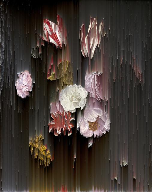 , 'Flower Piece (after Gerrit van Blochant),' 2017, Galerie Huit