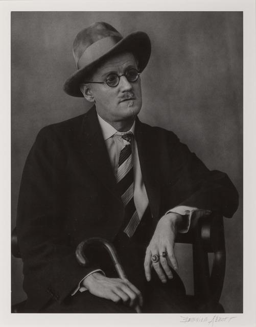 Berenice Abbott, 'James Joyce', 1928, Doyle