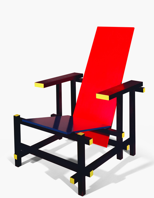 Gerrit Thomas Rietveld 27 Artworks Bio Amp Shows On Artsy