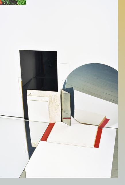 , 'Feldspar (1098),' 2015, Shulamit Nazarian