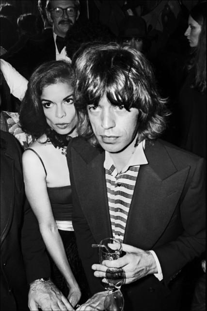 , 'Bianca and Mick Jagger,' 1976, Madelyn Jordon Fine Art