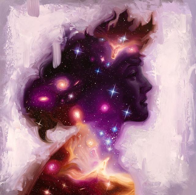 Rob Rey, 'Stardust: Gazing Back', IX Gallery