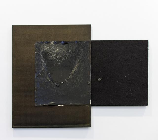, 'Niederschönhausen,' 2015, Galerie Gisela Clement
