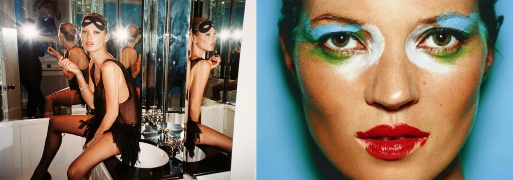 Kate Moss Photographs by Mario Testino Available