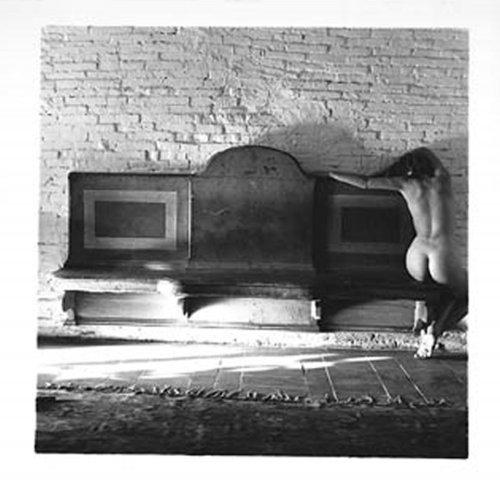 "FRANCESCA WOODMAN ""November has been slightly uncomfortable baroque, Antella (I.66), 1977-1978"