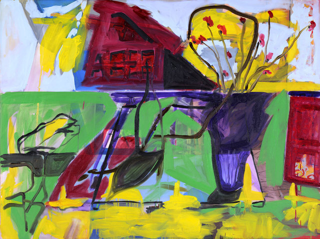 , 'Red House,' , Exhibit No. 9