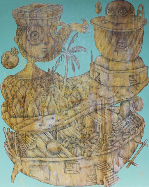, 'Sister,' 2015, Edwin's Gallery