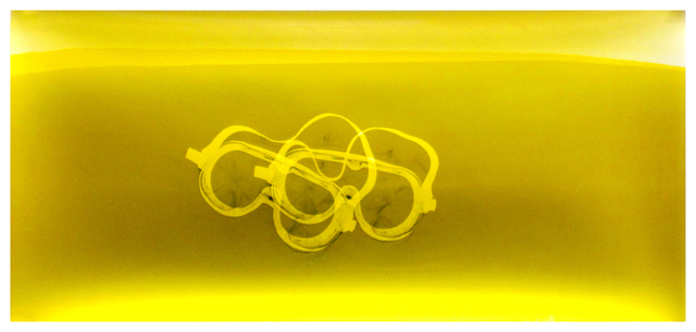 Farrah Karapetian, 'Untitled: Accessory to Protest (Yellow Set)', 2011, Diane Rosenstein