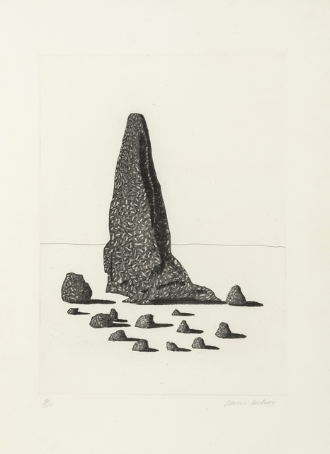 David Hockney, 'The Sexton Disguised as a Ghost Stood still as Stone (MCA Tokyo 87)', 1969, Forum Auctions