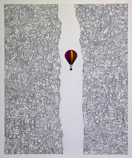, 'ESCAPANDO,' 2018, Wynwood 28 | Art Gallery