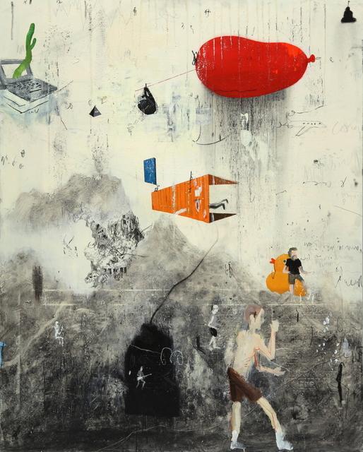 , 'Edgewalker,' 2017, Galerie GAIA