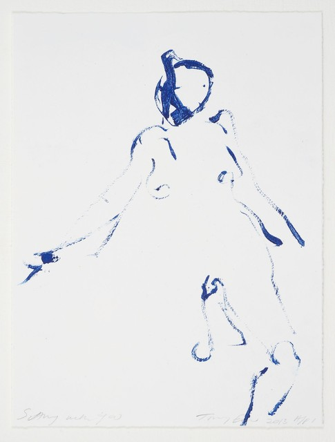 Tracey Emin, 'Sitting with You', 2013, Tanya Baxter Contemporary