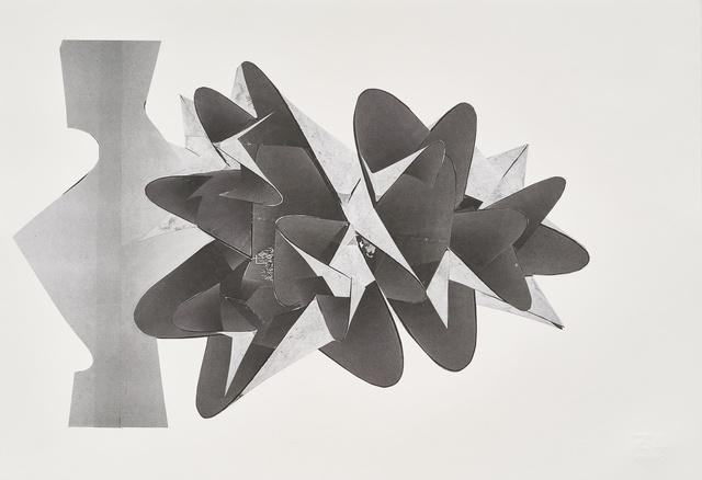 , 'Ohr,' 2016, Galerie Kandlhofer