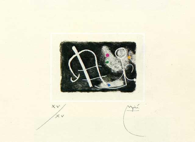 , 'Fusees Nous Avons,' 1959, Galeria Joan Gaspar